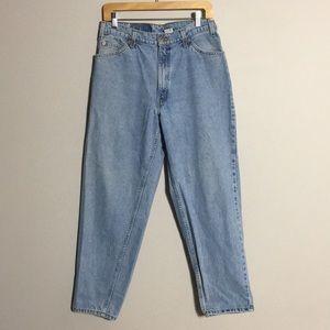 Levi's • Vintage 560 Mom Jeans • Orange Tab 🍊